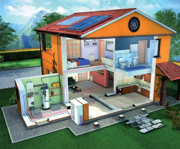 Firma Erco zajmuje się projektowaniem oraz montowaniem instalacji grzewczych, klimatyzacji i wentylacji