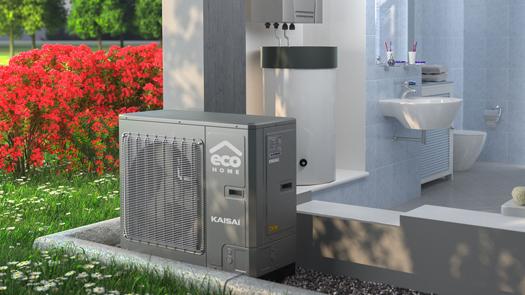 Energooszczędne i nowoczesne pompy ciepła